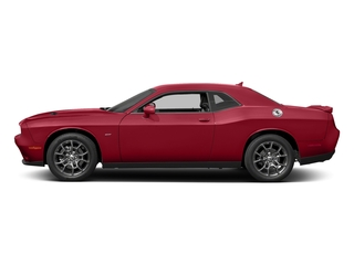 Redline Red Tricoat Pearl 2017 Dodge Challenger Pictures Challenger Coupe 2D GT AWD V6 photos side view