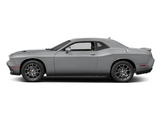 Billet Clearcoat 2017 Dodge Challenger Pictures Challenger Coupe 2D GT AWD V6 photos side view