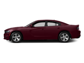Octane Red Pearlcoat 2017 Dodge Charger Pictures Charger SE RWD photos side view