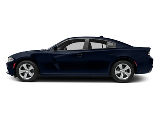 Contusion Blue Pearlcoat 2017 Dodge Charger Pictures Charger Sedan 4D SXT AWD V6 photos side view