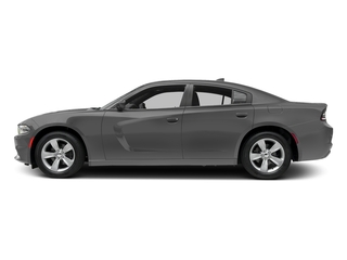 Destroyer Gray Clearcoat 2017 Dodge Charger Pictures Charger Sedan 4D SXT AWD V6 photos side view