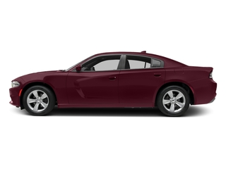 Octane Red Pearlcoat 2017 Dodge Charger Pictures Charger Sedan 4D SXT AWD V6 photos side view
