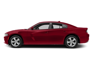Redline Red Tricoat Pearl 2017 Dodge Charger Pictures Charger Sedan 4D SXT AWD V6 photos side view