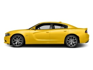 Yellow Jacket Clearcoat 2017 Dodge Charger Pictures Charger Sedan 4D R/T V8 photos side view