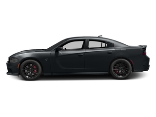 Maximum Steel Metallic Clearcoat 2017 Dodge Charger Pictures Charger SRT Hellcat RWD photos side view
