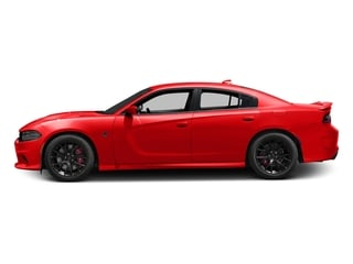 Go Mango 2017 Dodge Charger Pictures Charger Sedan 4D SRT Hellcat V8 Supercharged photos side view