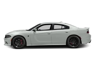 White Knuckle Clearcoat 2017 Dodge Charger Pictures Charger Sedan 4D SRT Hellcat V8 Supercharged photos side view