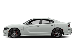 White Knuckle Clearcoat 2017 Dodge Charger Pictures Charger Sedan 4D SRT 392 V8 photos side view