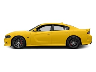 Yellow Jacket Clearcoat 2017 Dodge Charger Pictures Charger Sedan 4D SRT 392 V8 photos side view