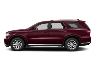 Octane Red Pearlcoat 2017 Dodge Durango Pictures Durango Utility 4D SXT AWD V6 photos side view