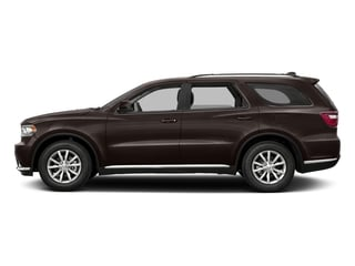 Bomber Brown Pearlcoat 2017 Dodge Durango Pictures Durango Utility 4D SXT AWD V6 photos side view