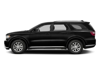 DB Black Crystal Clearcoat 2017 Dodge Durango Pictures Durango Utility 4D SXT AWD V6 photos side view