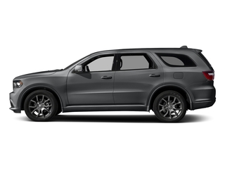Granite Metallic Clearcoat 2017 Dodge Durango Pictures Durango Utility 4D R/T AWD V8 photos side view