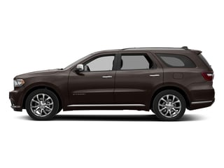 Bomber Brown Pearlcoat 2017 Dodge Durango Pictures Durango Utility 4D Citadel AWD V6 photos side view