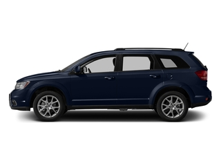 Contusion Blue Pearlcoat 2017 Dodge Journey Pictures Journey Utility 4D SXT AWD V6 photos side view