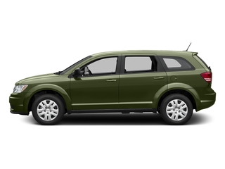 Verde Oliva (Olive Green) 2017 Dodge Journey Pictures Journey Utility 4D SE AWD V6 photos side view