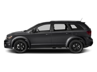 Pitch Black Clearcoat 2017 Dodge Journey Pictures Journey Utility 4D GT 2WD V6 photos side view