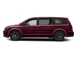Octane Red Pearlcoat 2017 Dodge Grand Caravan Pictures Grand Caravan GT Wagon Fleet photos side view