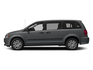 Granite Pearlcoat 2017 Dodge Grand Caravan Pictures Grand Caravan Grand Caravan SE V6 photos side view