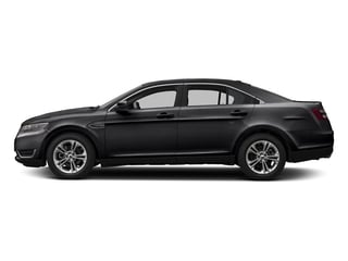 Shadow Black 2017 Ford Taurus Pictures Taurus Sedan 4D Limited AWD V6 photos side view