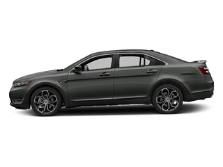 Magnetic Metallic 2017 Ford Taurus Pictures Taurus Sedan 4D SHO AWD V6 Turbo photos side view
