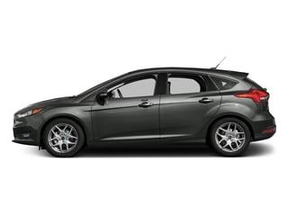 Magnetic Metallic 2017 Ford Focus Pictures Focus Hatchback 5D SE I4 photos side view