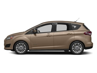 White Gold Metallic 2017 Ford C-Max Hybrid Pictures C-Max Hybrid Hatchback 5D SE I4 Hybrid photos side view