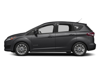 Magnetic Metallic 2017 Ford C-Max Hybrid Pictures C-Max Hybrid Hatchback 5D SE I4 Hybrid photos side view