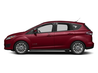 Ruby Red Metallic Tinted Clearcoat 2017 Ford C-Max Hybrid Pictures C-Max Hybrid Hatchback 5D SE I4 Hybrid photos side view