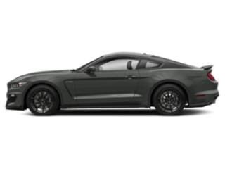 Magnetic Metallic 2017 Ford Mustang Pictures Mustang Coupe 2D Shelby GT350 R V8 photos side view