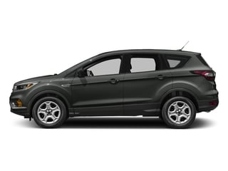 Magnetic Metallic 2017 Ford Escape Pictures Escape Utility 4D S 2WD I4 photos side view