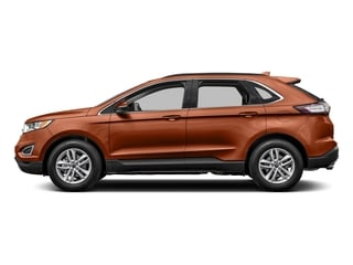 Canyon Ridge Metallic 2017 Ford Edge Pictures Edge Utility 4D SEL 2WD V6 photos side view
