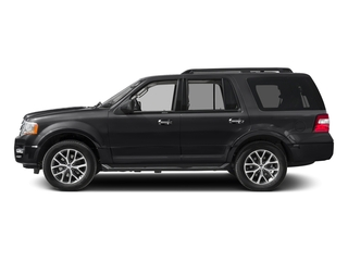Shadow Black 2017 Ford Expedition Pictures Expedition Utility 4D XLT 4WD V6 Turbo photos side view