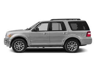 Ingot Silver 2017 Ford Expedition Pictures Expedition Utility 4D XLT 4WD V6 Turbo photos side view