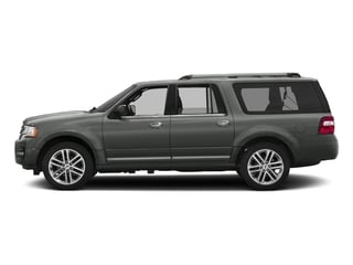 Magnetic 2017 Ford Expedition EL Pictures Expedition EL Utility 4D Limited 2WD V6 Turbo photos side view