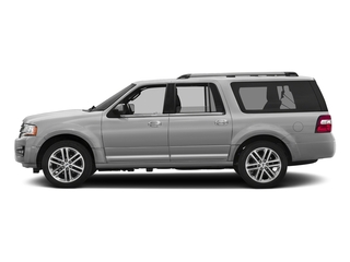 Ingot Silver 2017 Ford Expedition EL Pictures Expedition EL Utility 4D Limited 2WD V6 Turbo photos side view