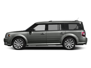 Magnetic Metallic 2017 Ford Flex Pictures Flex Wagon 4D Limited AWD photos side view