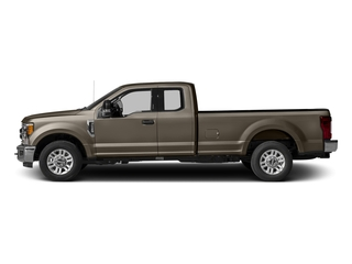 Caribou Metallic 2017 Ford Super Duty F-350 SRW Pictures Super Duty F-350 SRW Supercab XLT 2WD photos side view