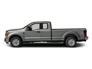 Magnetic Metallic 2017 Ford Super Duty F-250 SRW Pictures Super Duty F-250 SRW Supercab XLT 2WD photos side view