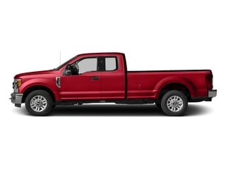 Race Red 2017 Ford Super Duty F-350 SRW Pictures Super Duty F-350 SRW Supercab XLT 2WD photos side view