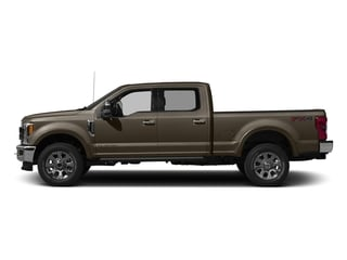 Caribou Metallic 2017 Ford Super Duty F-250 SRW Pictures Super Duty F-250 SRW Crew Cab King Ranch 4WD photos side view
