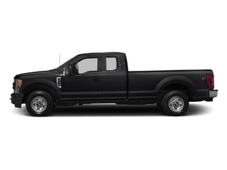 Shadow Black 2017 Ford Super Duty F-350 SRW Pictures Super Duty F-350 SRW Supercab XL 4WD photos side view