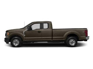 Caribou Metallic 2017 Ford Super Duty F-350 SRW Pictures Super Duty F-350 SRW Supercab XL 4WD photos side view