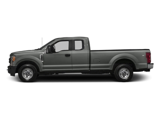 Magnetic Metallic 2017 Ford Super Duty F-250 SRW Pictures Super Duty F-250 SRW Supercab XL 4WD photos side view