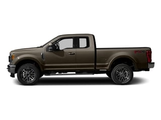 Caribou Metallic 2017 Ford Super Duty F-250 SRW Pictures Super Duty F-250 SRW Supercab Lariat 4WD photos side view