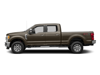 Caribou Metallic 2017 Ford Super Duty F-350 SRW Pictures Super Duty F-350 SRW Crew Cab XLT 4WD photos side view