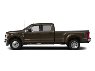Caribou Metallic 2017 Ford Super Duty F-450 DRW Pictures Super Duty F-450 DRW Crew Cab Lariat 4WD T-Diesel photos side view