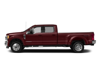 Bronze Fire Metallic 2017 Ford Super Duty F-450 DRW Pictures Super Duty F-450 DRW Crew Cab Lariat 4WD T-Diesel photos side view