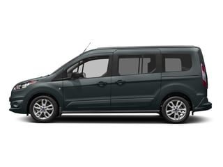 Guard Metallic 2017 Ford Transit Connect Wagon Pictures Transit Connect Wagon Extended Passenger Van XLT photos side view