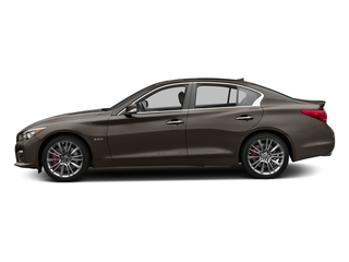 Chestnut Bronze 2017 INFINITI Q50 Pictures Q50 Sedan 4D 2.0T Sport AWD I4 Turbo photos side view
